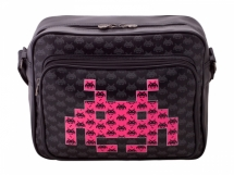 Купить Сумка SKYLINE - Invaders 3000 Pink - OBIDOBI.RU