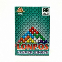 "Купить LONPOS ""Clever Choice"" (99 задач) - OBIDOBI.RU"