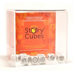 Rory's Story Cubes - Shaker Box